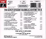 The Kings Singers Madrigal History Tour