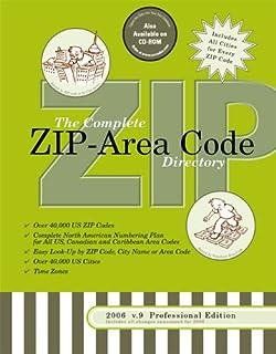 2006 7 complete us zip area code directory 3 way easy lookup