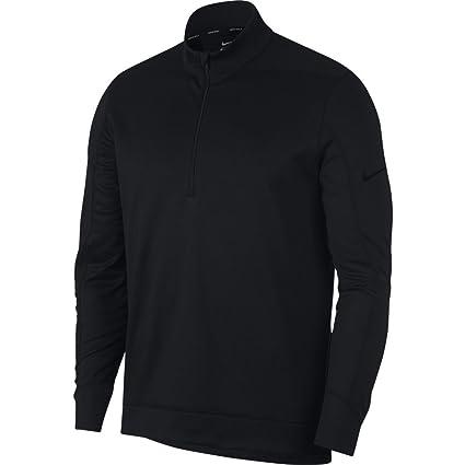 79830e89 Amazon.com: NIKE Therma Repel Top Half Zip OLC Golf Pullover 2018 ...