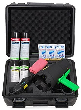 Aircraft Tool Supply Magnaflux Zyglo Dye Penetrant Test Kit
