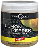 Carniceria Lemon Pepper (Pimienta Limon) 15.43-Ounce Jars (Pack of 4)