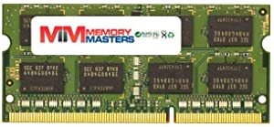 MemoryMasters 1GB DDR SODIMM (200 pin) 333Mhz DDR333 PC2700 for Apple Compatible Mac Memory PowerBook G4 1.67GHz 15-inch SuperDrive (M9677LL/A) 118 1 GB