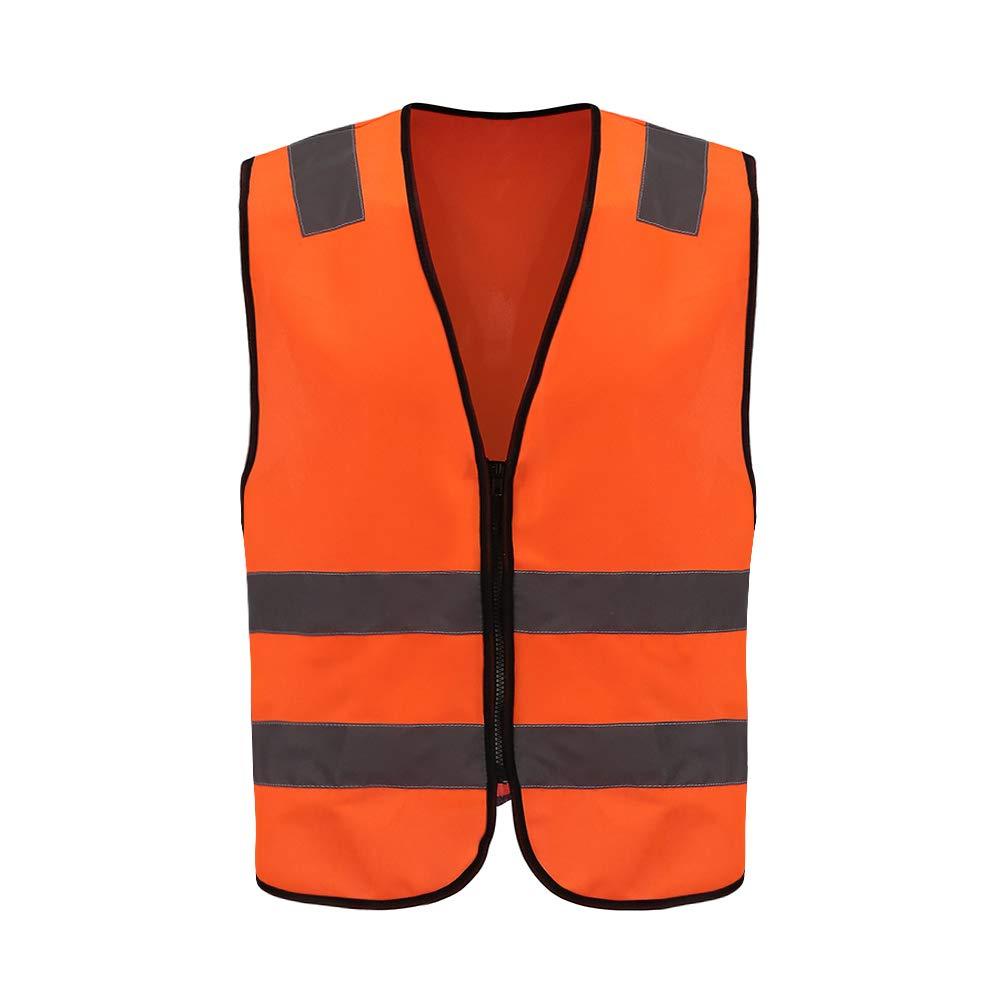 XXS, Amarillo Chalecos de seguridad Alta Visibilidad