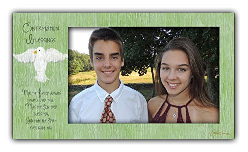 Cathedral Art Confirmation Blessings Photo Frame