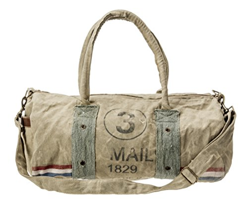 The Patterson- handmade duffle bag from The Barrel Shack by The Barrel Shack