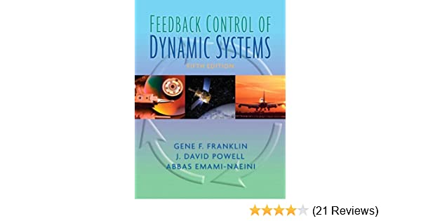 Feedback control of dynamic systems 5th edition gene f franklin feedback control of dynamic systems 5th edition gene f franklin j david powell abbas emami naeini 9780131499300 amazon books fandeluxe Image collections