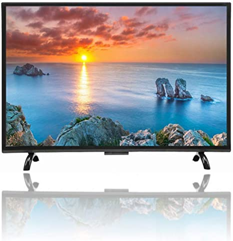 Televisor Curvo Inteligente HDR de 32 Pulgadas con Control de Voz ...