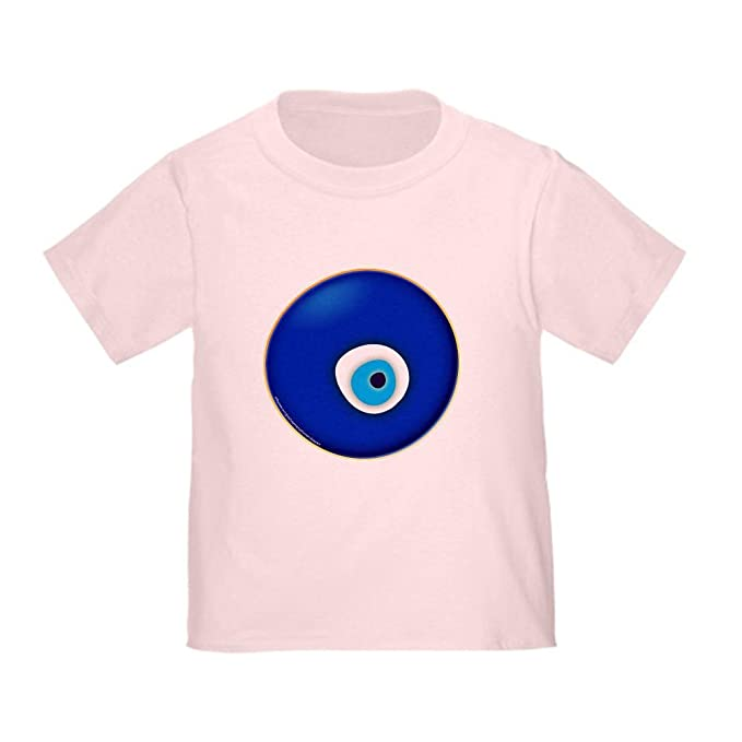Amazon.com: CafePress – Evil eye bebé playera – Cute bebé T ...
