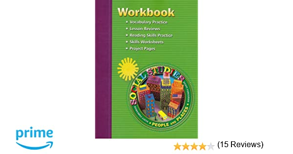 Amazon.com: Scott Foresmen Social Studies Workbook, Grade 2 ...