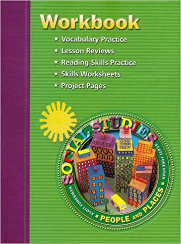 Scott Foresmen Social Studies Workbook Grade 2