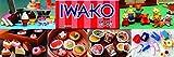 Iwako Japanese Puzzle Take Apart Erasers Zoo