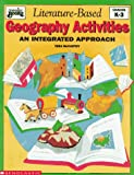 Literature-Based Geography, Scholastic, Inc. Staff, 0590491849