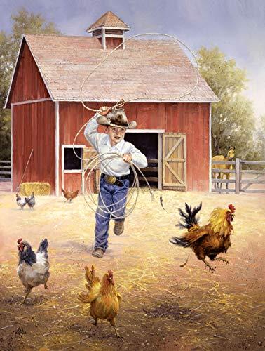 Fowl Play 500pc Jigsaw Puzzle by Jack Sorenson (Jack Sorenson Puzzles)
