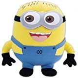 Generic Minions Stuart Plush Soft Toy-Multicolor, 12 Inch