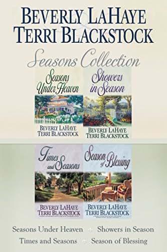 The Seasons Collection: Seasons Under Heaven, Showers in Season, Times and Seasons, Season of Blessing (Seasons Series)