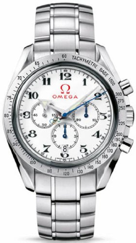New Omega Speedmaster Broad Arrow - Omega Speedmaster Broad Arrow Olympic Timeless Collection Steel Mens Watch 321.10.42.50.04.001