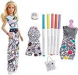 Barbie Color-in Fashion