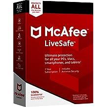 Mcafee 2018LiveSafe