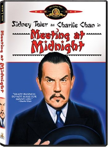 Charlie Chan in Meeting at Midnight from TOLER,SIDNEY