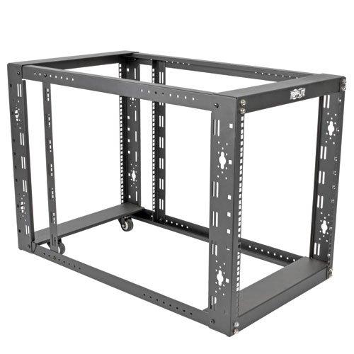 Tripp Lite - Tripp Lite 4-Post Open Frame Rack Cabinet Floor Standing 36