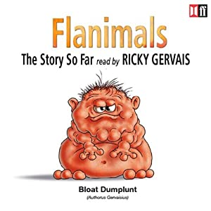 Flanimals Audiobook