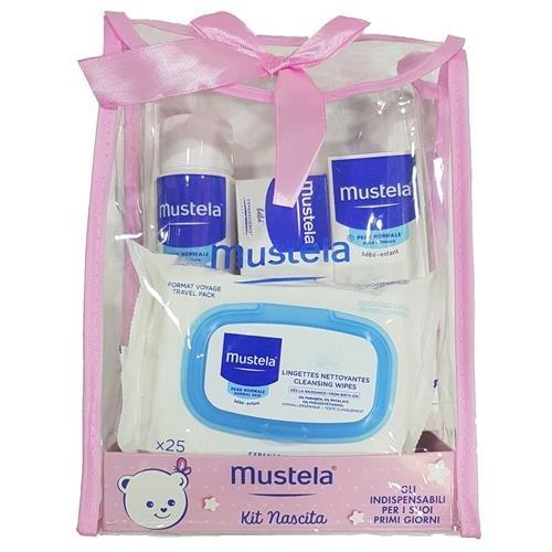 Mustela Cajita Detergente Delicado+ Hydra Bebe Facial+ Pasta Cambio + Toallitas: Amazon.es: Salud y cuidado personal