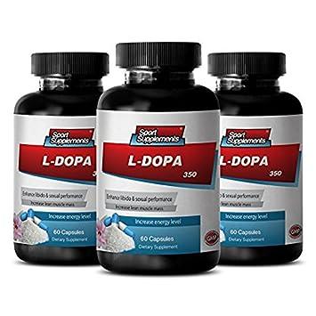 sex libido enhanced supplements - L-DOPA 350MG - MUCUNA PRURIENS EXTRACT - ENHANCE LIBIDO