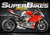 Super Bikes 2020 Calendar - Motorcycles - Motorbikes - Gifts (English, German and French Edition)