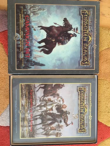 The Forgotten Realms: Boxed Campaign Set