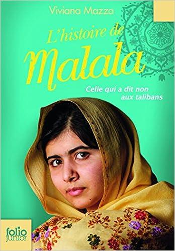 Book L'histoire de Malala: celle qui a dit non aux talibans