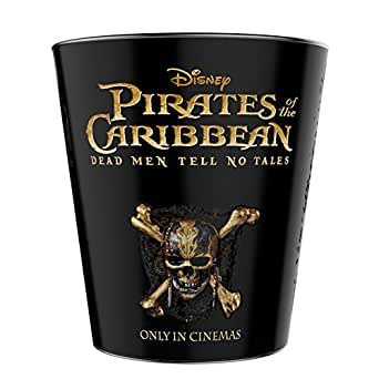 Pirates of the Caribbean: Movie Theater Exclusive 130 oz Metal Popcorn Tub #2