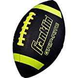 The Franklin Grip-Rite football features a tacky touch, deep pebble surface to provide an enhanced grip. The precisions stitched construction and extra-long lasting air retention bladder extends the life and improves the durability of the bal...