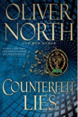 Counterfeit Lies by North, Oliver, Hamer, Bob (2014) Hardcover Hardcover