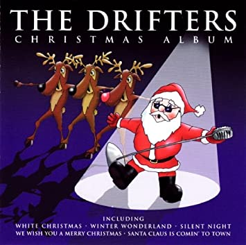 Drifters White Christmas.The Drifters Christmas Album