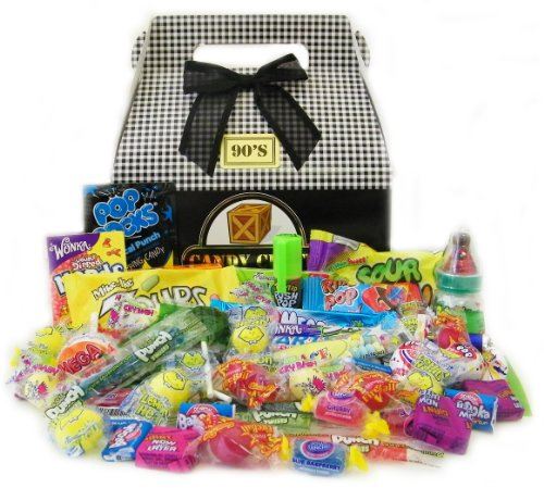 1990's Father's Day Retro Candy Gift Box