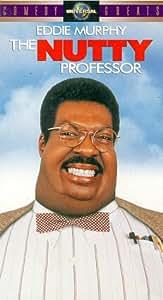 Nutty Professor [VHS]