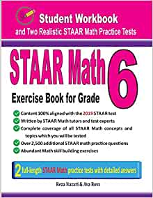 Staar Test Answers 2019 6th Grade