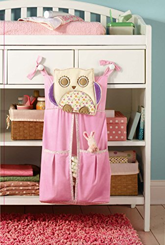 Nappy Stackers Amp Caddies Diaper Stacker Cow Monkey Owl
