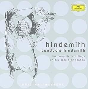 Hindemith Conducts Hindemith [3 CD Box Set]