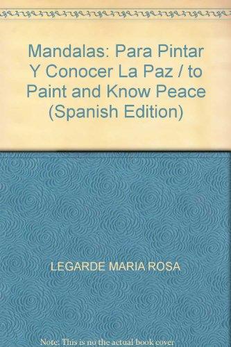 Descargar Libro Mandalas De Bolsillo: Para Pintar Y Conocer La Paz Maria Rosa Legarde