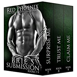 Bries Submission 7 9 Brie Collection ebook product image