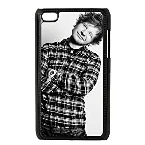 iPod Touch 4 Case Black Ed Sheeran wmmo