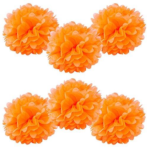 WYZworks Set of 6 - Orange 14