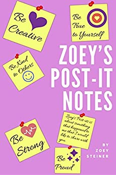 Download PDF Zoey's Post-It Notes