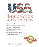 img - for USA Immigration & Orientation (3rd Edition) book / textbook / text book