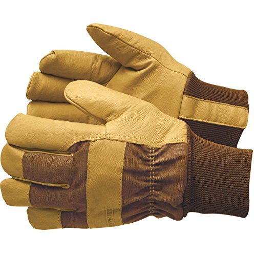 GEMPLER'S Waterproof Insulated Pigskin Leather Work Glove...