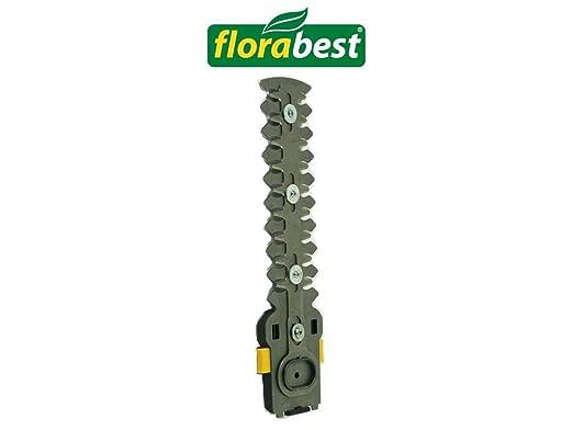 Flora Best matorrales Tijeras Cuchillo batería Hierba arreglasetos ...
