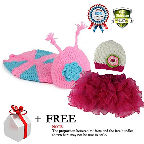 baby-consumer-princess-crochet-hat-skirt-clothes-photo-prop-outfits-photography-set-for-boys-girls-t