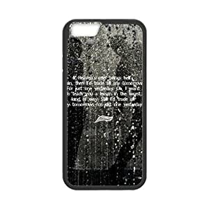 Classic Style Custom Silicone Hard Rubber Protector Case for iPhone6(4.7inch) - Fall Out Boy by runtopwell
