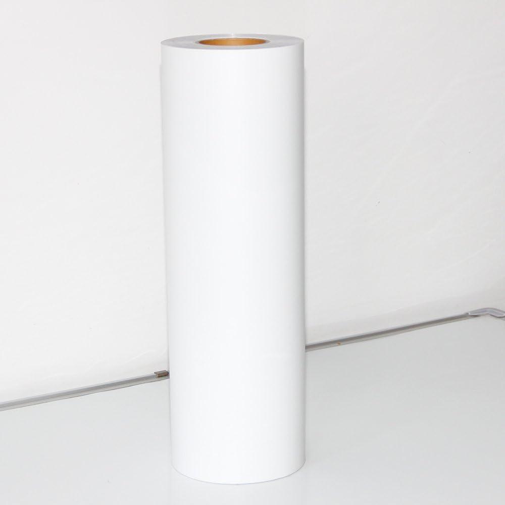 Vinilo de transferencia de calor, de HOHO; plotter de corte, para planchar en la ropa, y que tú mismo crees camisetas (50 x 100 cm) 50cmx100cm blanco: Amazon.es: Hogar